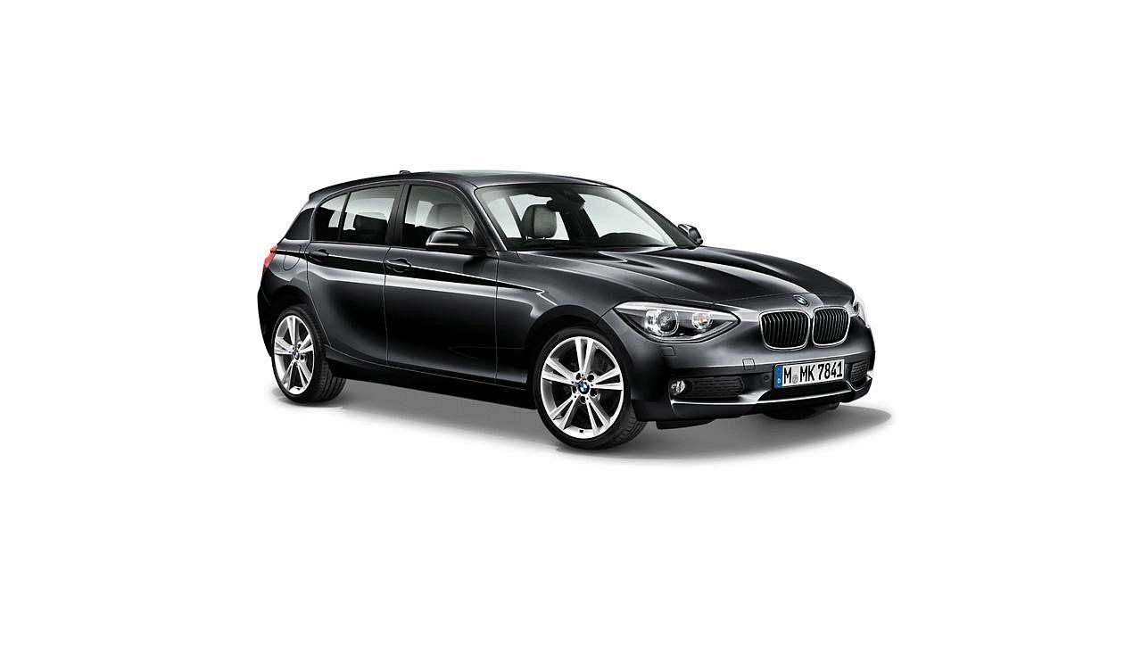 BMW F20 1 Series 1:18 in Sapphire Black Genuine BMW Lifestyle 80432210020